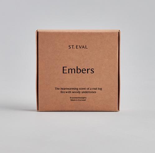 St. Eval Embers Tealights