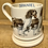 Thumbnail: Spaniel half pint mug.