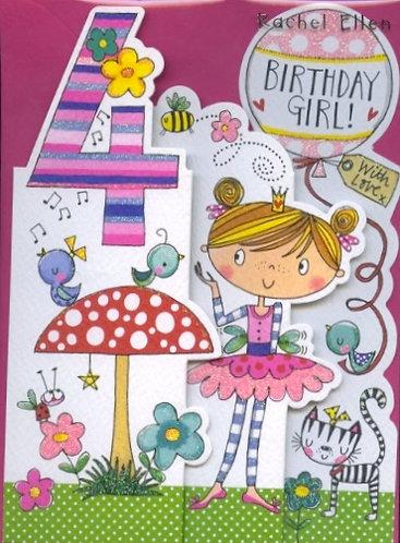 Birthday Girl 4