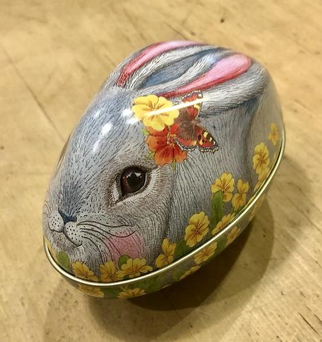 Tin Egg/Rabbit Grey