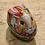 Thumbnail: Tin Egg/Rabbit Brown and White