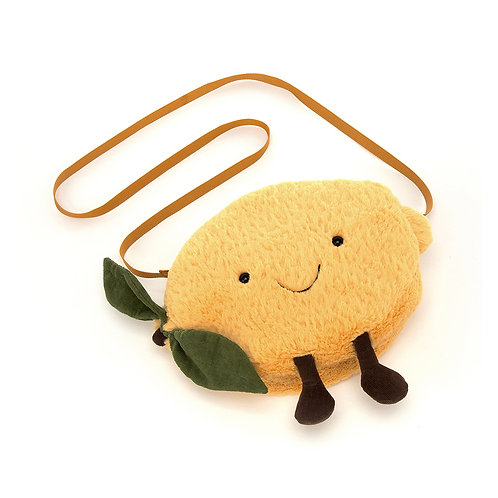 Jellycat Amuseable Lemon Bag