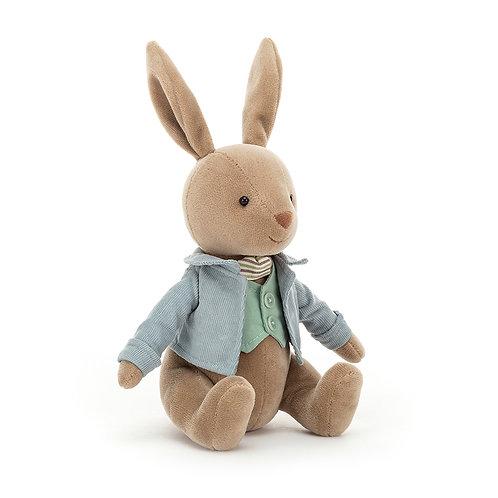 Jellycat Jasper Rabbit with Removable Jacket