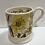 Thumbnail: Daffodils half pint mug