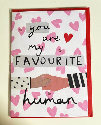 Favourite Human