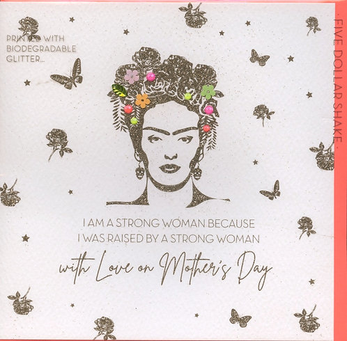 With Love on Mother's Day.