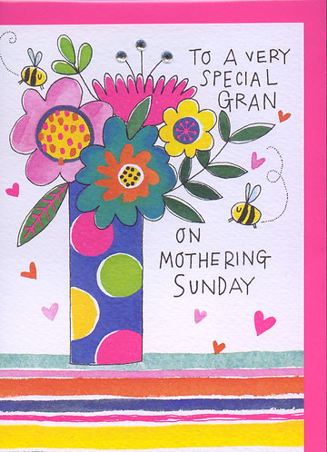 To a very Special Gran.