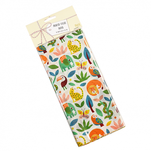 Wild Wonders Tissue Paper (10 sheets)