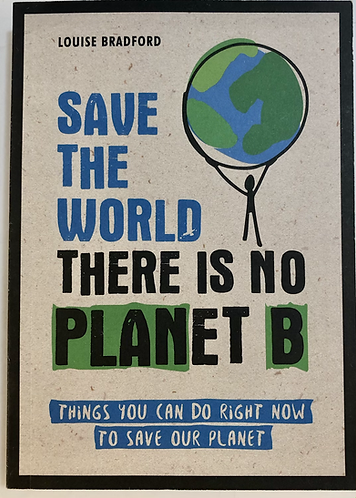 Save The Planet Book.