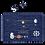 Thumbnail: Solar System Mini 150 pc Jigsaw