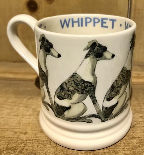 Whippet half pint mug.