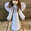 Thumbnail: White & Silver Tree top/free standing Angel