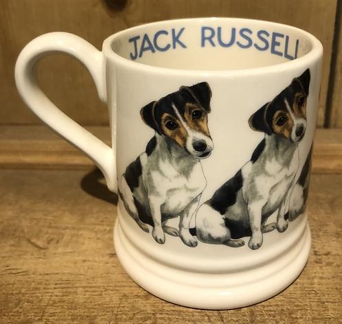 Jack Russel half pint mug