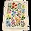 Thumbnail: Wild Flower Tea Towel
