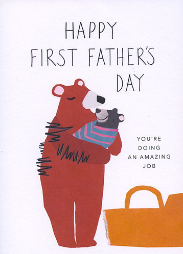 First Fathers Day
