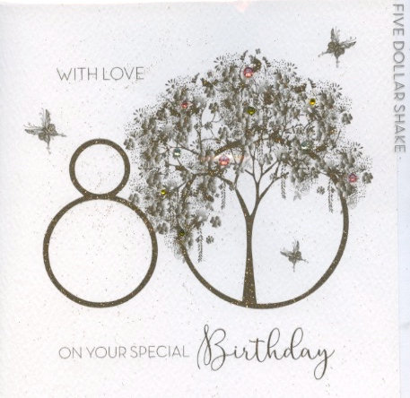 Love on your Special Birthday.