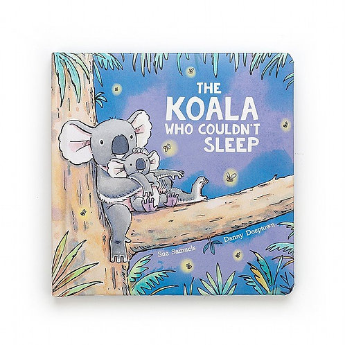The Koala Who Couldn't Sleep Book
