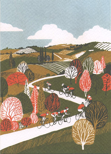 Downs (Sussex) Card