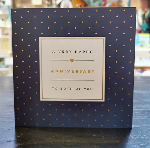 A Very Happy Anniversary Card