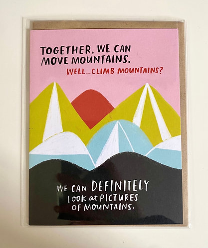 Climb Mountains Together