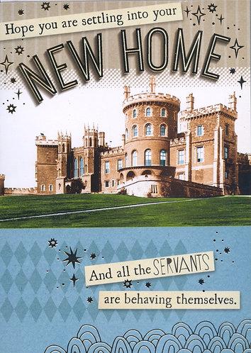 New Home Belvoir Castle (Reversed photo)