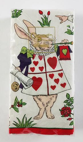 Paper Hankies, Alice in a Winter Wonderland.
