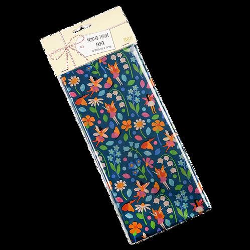 Fairy Garden Tissue Paper (10 sheets)