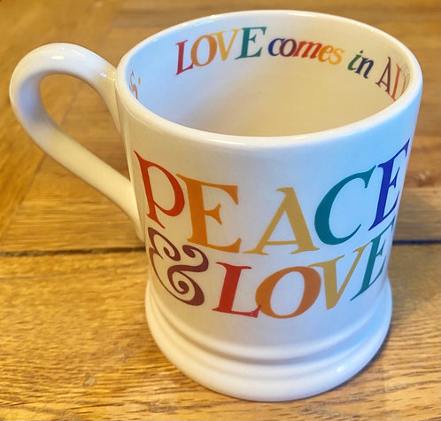 Emma Bridgewater Love Is Love Mug