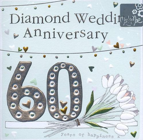 Diamond Anniversary.