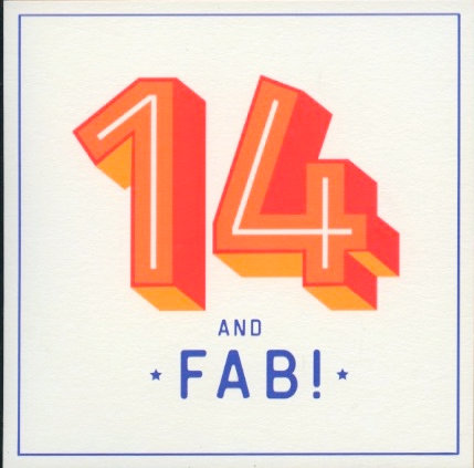 14 and Fab.