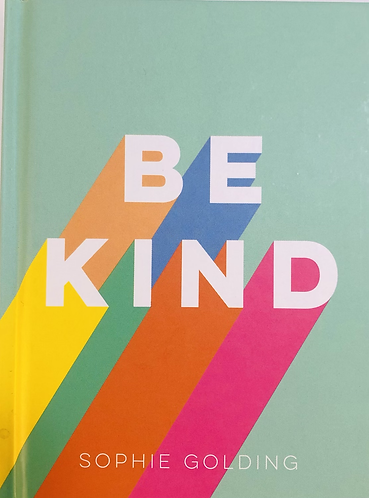 Be Kind Book.