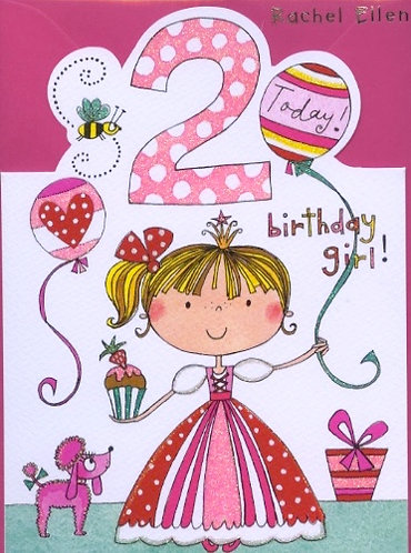 2 Birthday Girl.