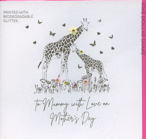 To Mummy with Love on Mother's Day