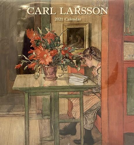 Calendar 2021 Wall Carl Larsson