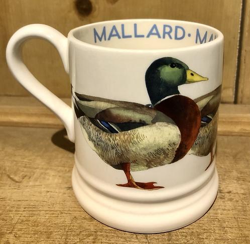 Mallard half pint mug