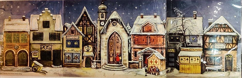 Advent Calendar Panoramic from 1946