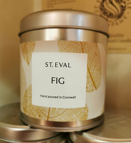 St. Eval Fig Candle