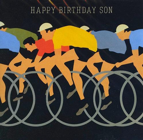 Son, Happy Birthday.