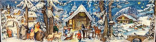 Christmas Night Advent Calendar
