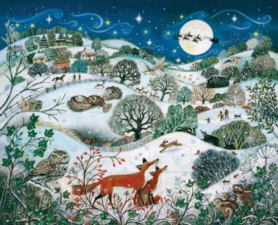 Moonlit Magic Advent Calendar