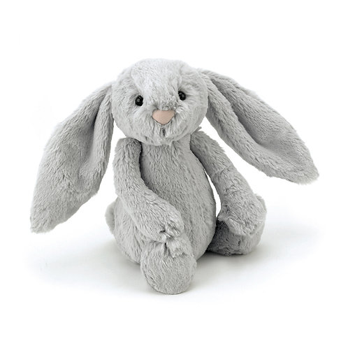 Bashful Silver Bunny Small