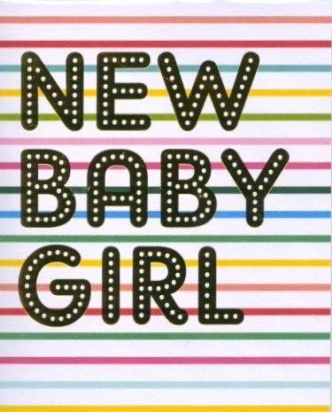 New Baby Girl.