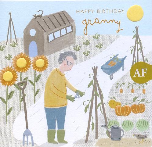Granny ..Happy Birthday.