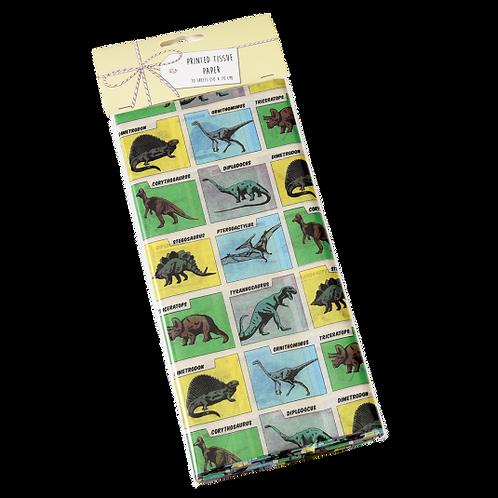 Prehistoric Tissue Paper (10 sheets)
