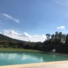 Poolside at LaF ...