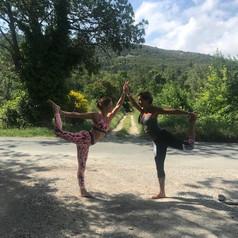 Yogi Dancer Pose