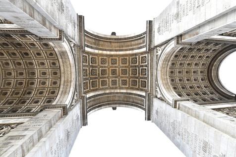arc-de-triomphe- Paris