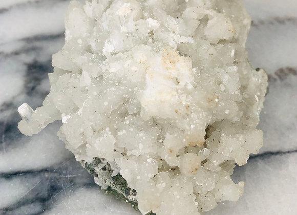 WHITE Apophyllite Crystal Specimen -  478 grams