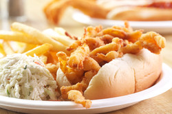 Clam Roll