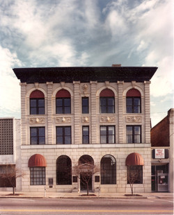 Bank exterior (after)